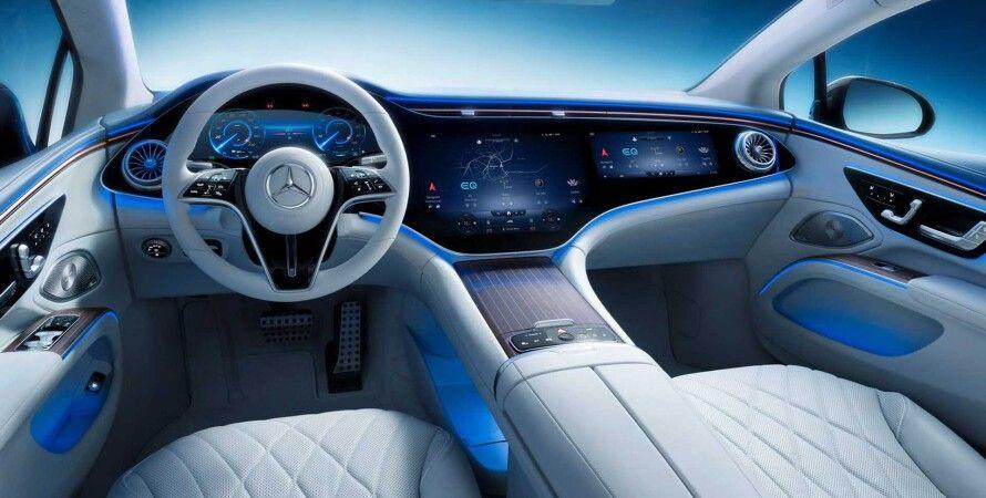 Mercedes-Benz, Mercedes EQS