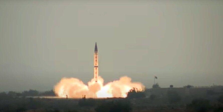 Пакистан, крылатая ракета, нептун, ядерная, атомная, вооружения