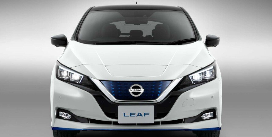 Nissan Leaf, старт продаж Nissan Leaf в Украине