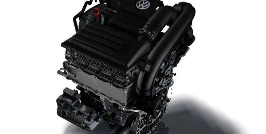 Volkswagen, двигатель
