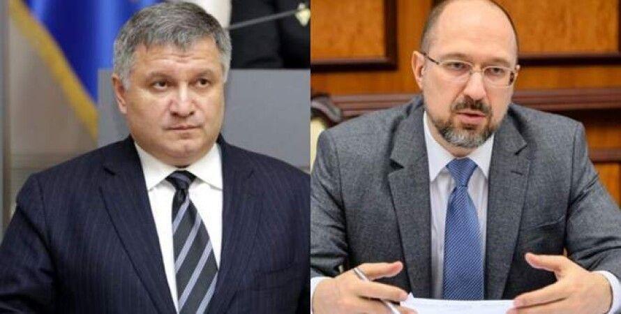 денис Шмигаль, арсен аваков, мвс, інтерв'ю, відставка, прем'єр-міністр, уряд, кабмін