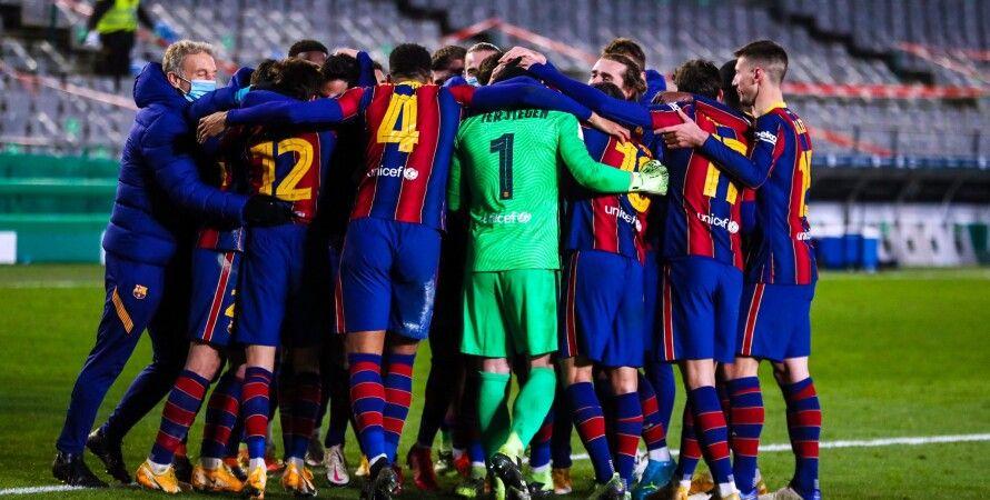 Барселона, футбольний клуб, Ювентус