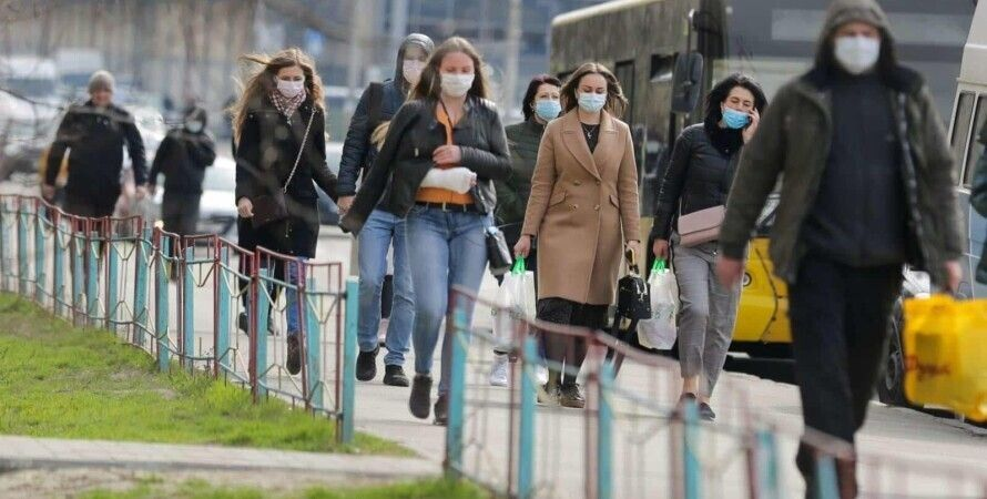 коронавирус в украине, карантин в украине, карантинные ограничения