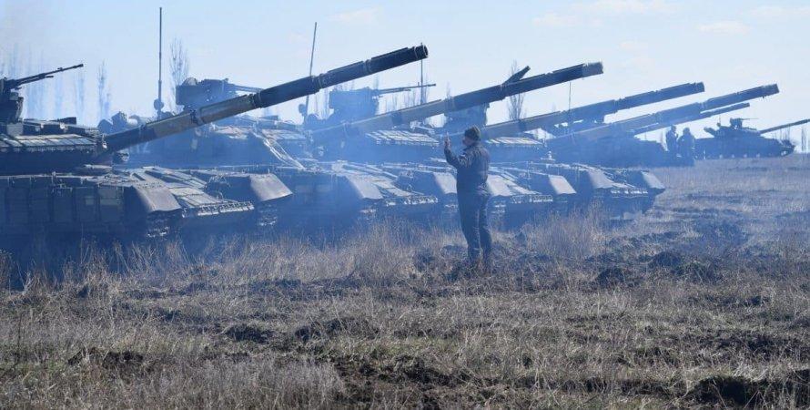 ВСУ, танковые войска, танки, новая техника ВСУ