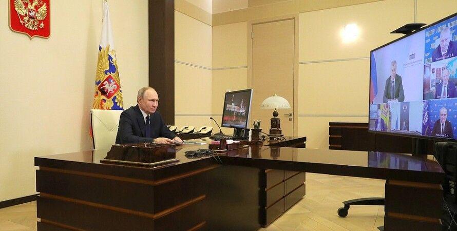 Владимир Путин, Северный поток-2, Россия, Украина, Запад, Геополитический проект