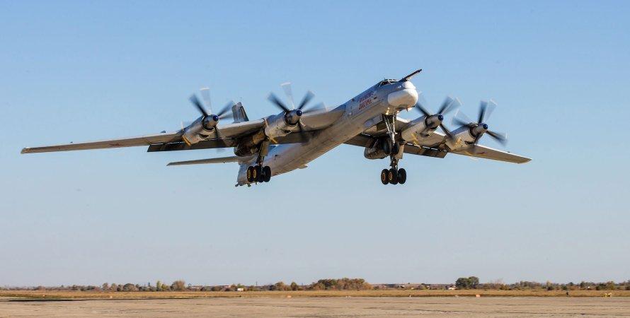 Бомбардувальник Ту-22, ту-22, бомбардування, росія, рф, чорне море, авіація, літаки, обстріли, мід рф
