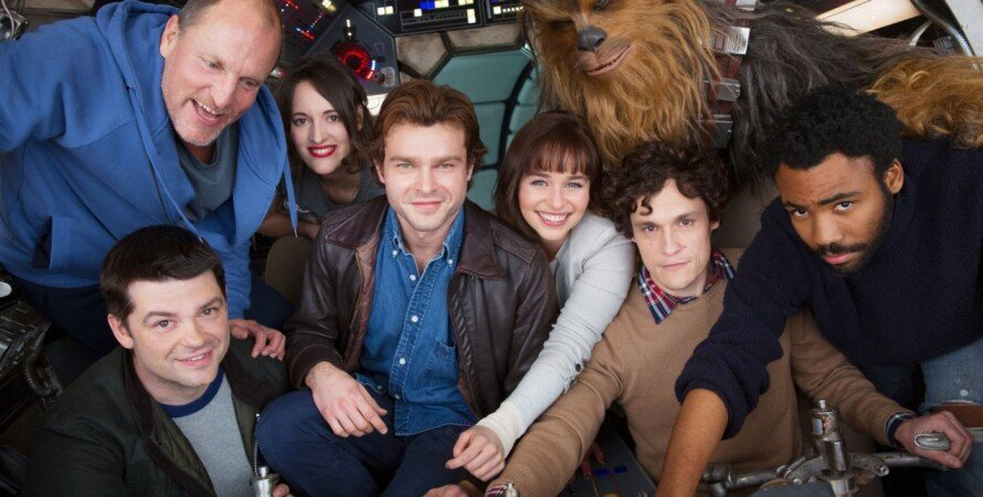 """Актеры фильма """"Соло: Звездные войны. Истории"""" / Фото: IMDB"""