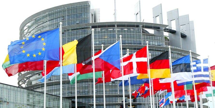 Европарламент / Фото: nientedipersonale.com