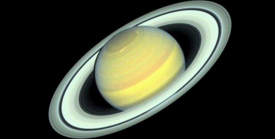Структура Сатурна