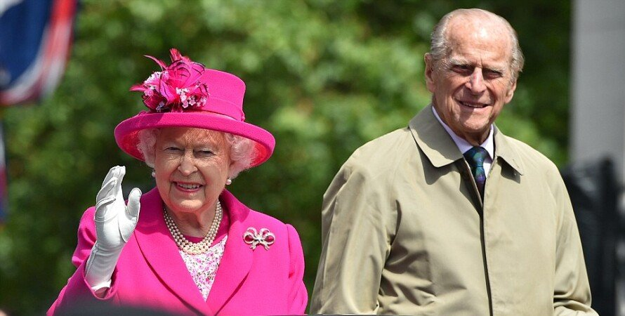 Королева Елизавета II, принц Филипп, принц филипп умер, перезахоронение, похороны