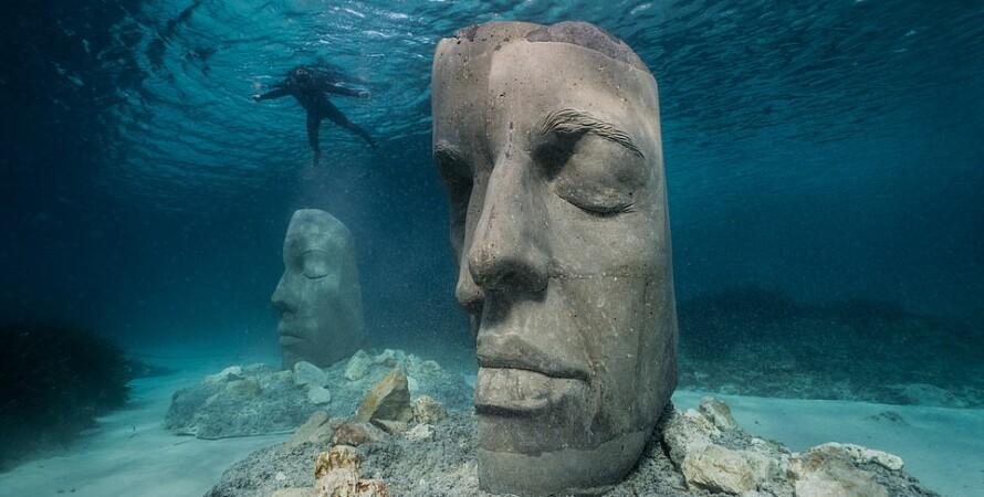 підводний музей, джейсон де кайрес тейлор