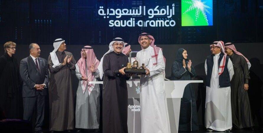 Фото: Saudi Arabian Oil Co.