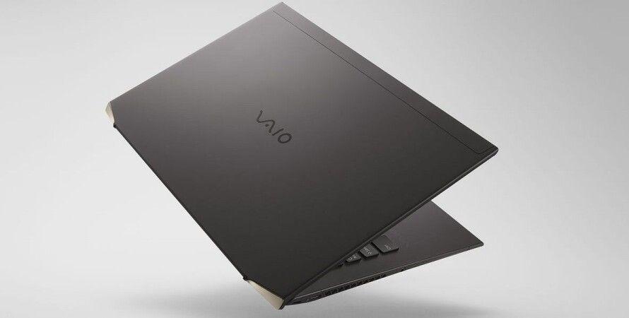ноутбук, Vaio Z, VaioZ, Core i7-11357H, углеродный, карбоновый, лэптоп