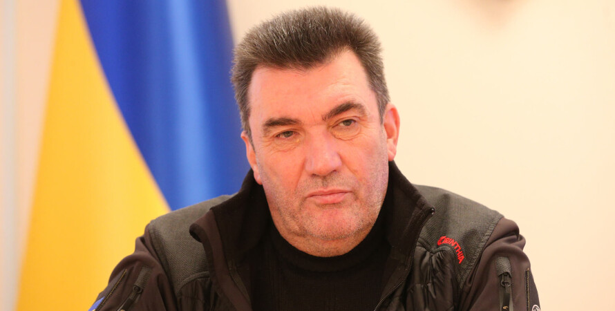Секретарь СНБО, Алексей Данилов