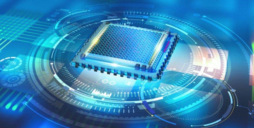 квантовий чип, процесор
