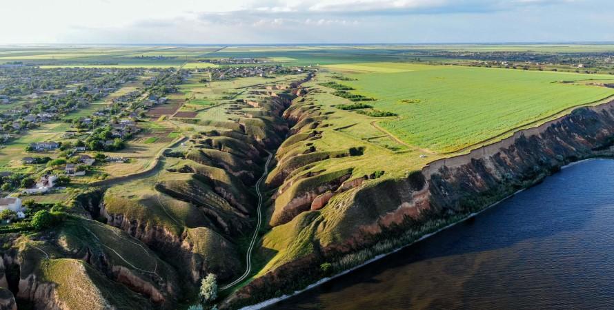 Гранд каньон, туризм в Украине