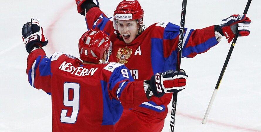 Сборная России по хокею / Фото: Livejournal