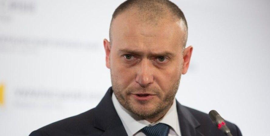 Дмитрий Ярош / Фото: Телеграф