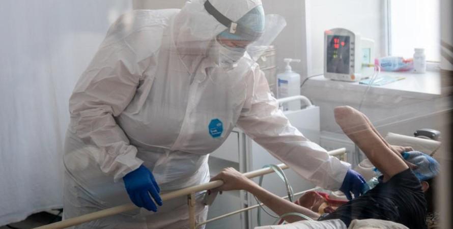коронавирус, госпитализации, врачи, фото