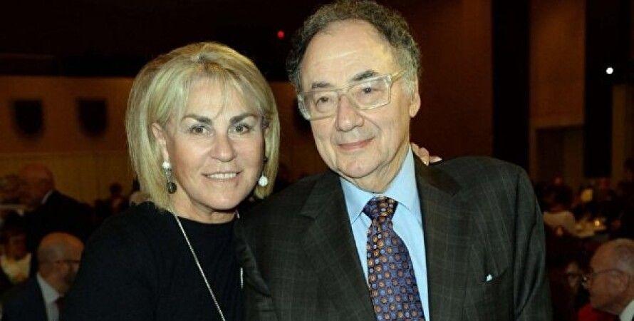 Барри Шерман и его жена Хани / Фото: thestar.com