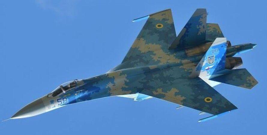 Су-27УБ  / Фото: pixabay.com