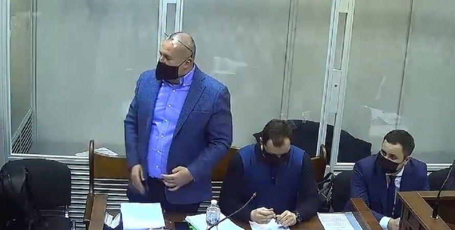 Володимир Яценко, суд, справа ПриватБанку