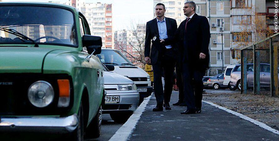 Виталий Кличко / Фото: пресс-службы Киевсовета