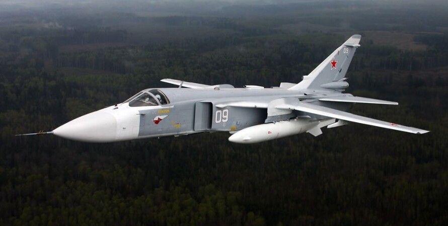 В небе над Турцией сбит российский бомбардировщик Су-24 / Фото из открытых источников