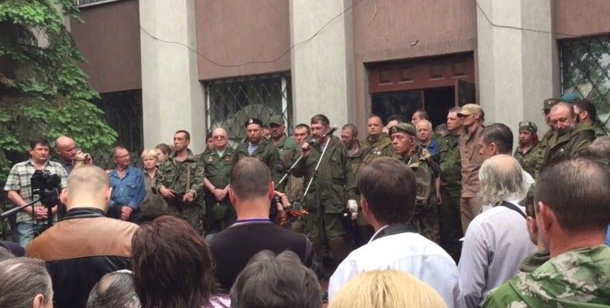 Похороны Александра Мозгового / Фото: кадр из видео Youtube