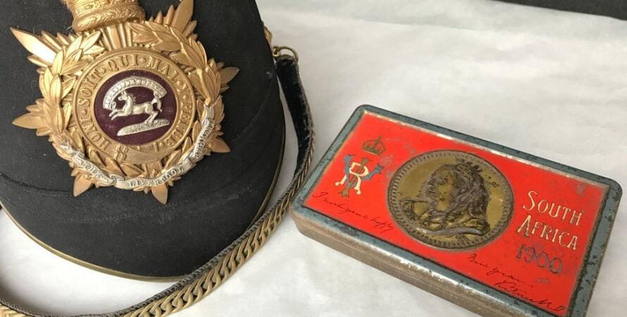 121-річний шоколад, англо-бурська війна, шоколадка