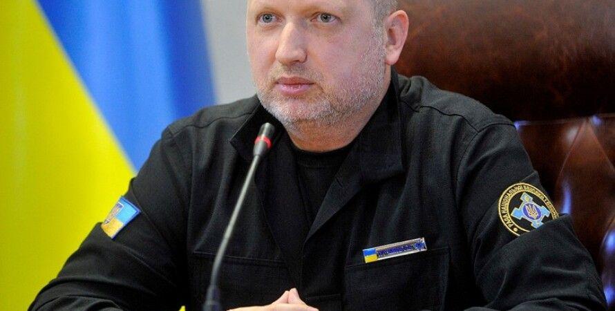 Александр Турчинов / Фото: facebook.com/rnbou