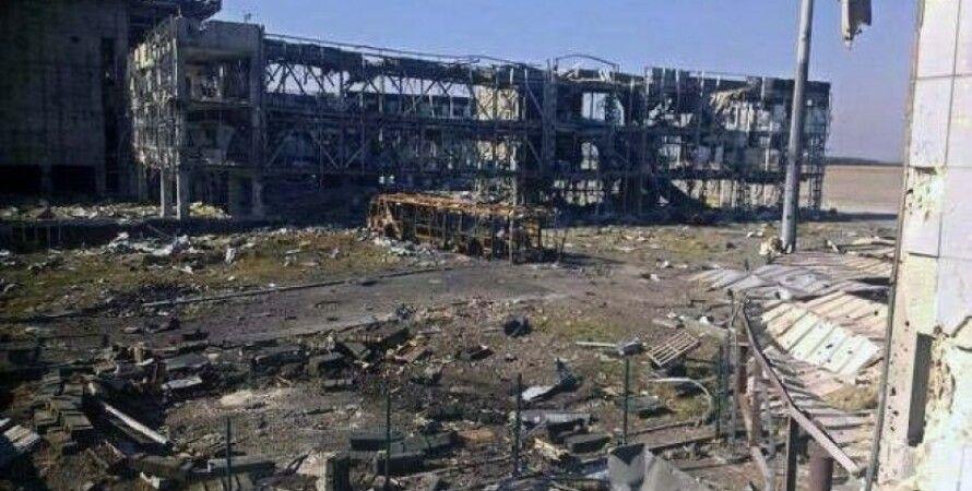 Разрушения Донецкого аэропорта / Фото: Reuters