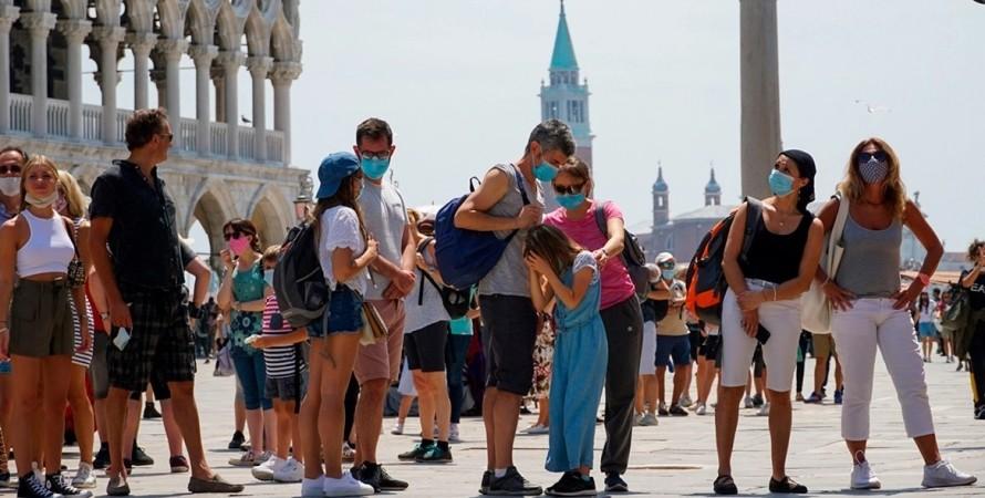 ЄС, туризм, Україна, зняття обмежень,