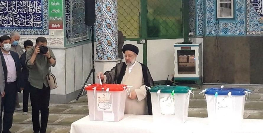 Эбрахим Раиси, президентские выборы, Иран