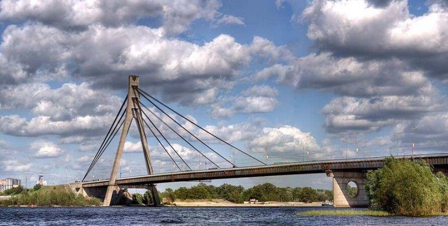 Московский мост в Киеве / Фото: Bestbridge.net