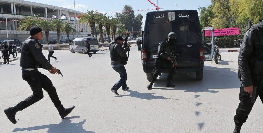 Теракт в Тунисе / Фото: Кадр из видео Youtube