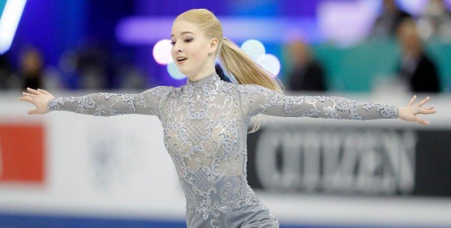 фігурне катання, Росія, фігуристка, Марія Сотскова, допінг, дискваліфікація,