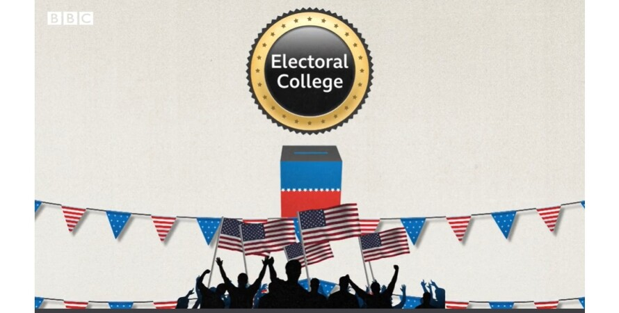 выборы, сша, выборщики