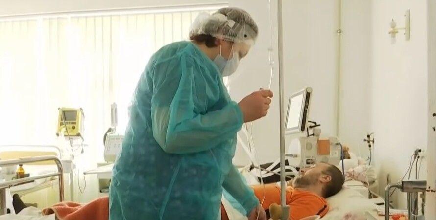 Больница, медики, медсестра, коронавирус