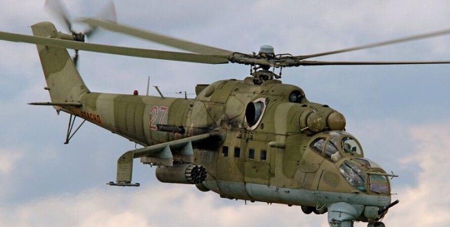 Ми-24 / Фото: 112.ua