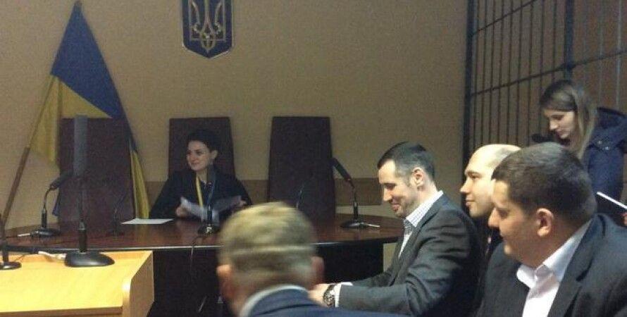 Суд над Сергеем Вовком / Фото: Rbc.ua