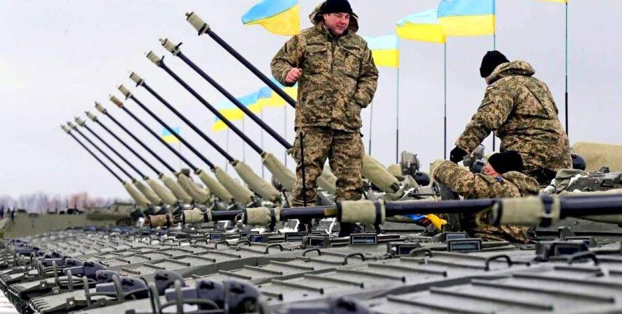 Силы АТО в Донбассе / Фото: warfiles.ru/