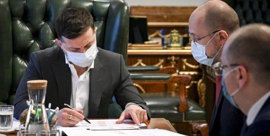 Владимир Зеленский, лаборатория в Украине, светлые головы, лаборатория для вакцин