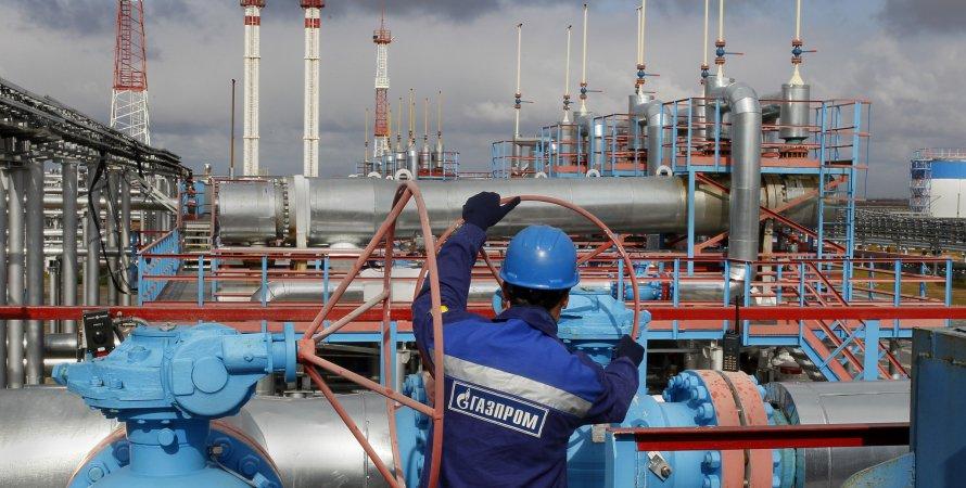 Газпром, постачання газу, газопровід, трубопровід OPAL