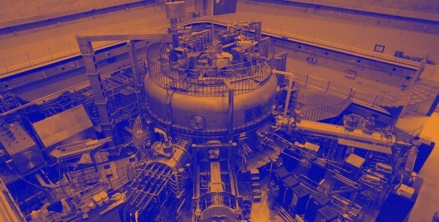 Китайский термоядерный реактор EAST