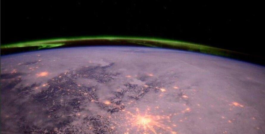 Земля / Фото: NASA