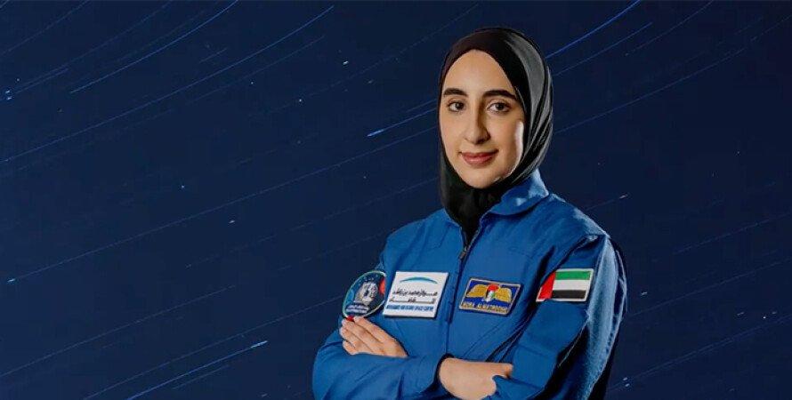 ОАЭ, Женщина-астронавт, Космос, NASA