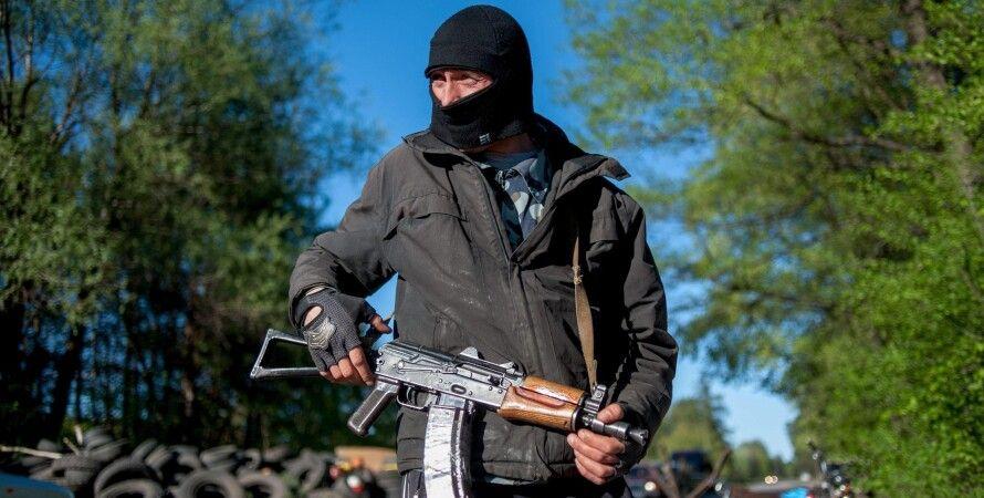 Боевики в Донбассе / Фото: Зеркало недели