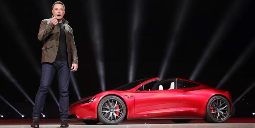 Tesla, Илон Маск, продажи электрокаров Tesla