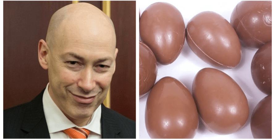яйца гордона в шоколаде, гордон яйца в шоколаде, дмитрий гордон, гордон, журналист, яйца гордона, гордон в шоколаде